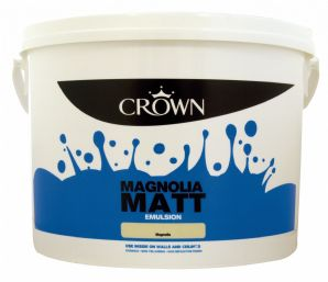 Crown Magnolia 10L Matt emulsion